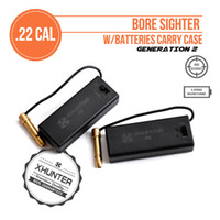 Wholesale Xhunter Laser Cal Bore Sighter w Battery Pack Rifle Red Dot Boresighter