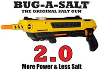 Wholesale Authentic BUG A SALT Bug Gun Kills Flies Bees Stink Bugs Mosquito Insect Pest Control NEWEST