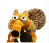 Big Kids age video games - 2015 LXJ Ice Age SCRAT Squirrel Stuffed Plush toy quot
