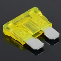 Wholesale 50 Auto Car Truck Boat ATC Mini Blade Medium Fuse Fuze A AMP Wire Set VE411 W0