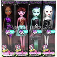 Wholesale 2015 Best sale monsters inc high dolls