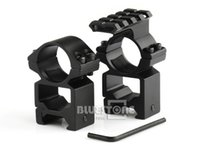 Wholesale 2Pc mm x mm rifle scope high Ring Mounts quot diameter Weaver Picatinny Rail
