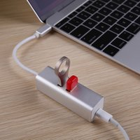 Wholesale 2015 Newest USB hub Type C Extended Adaptor Hub USB Charging Port For MacBook Air
