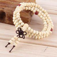 sandalwood beads - 2016 Hot sales mm multicolor sandalwood beads japa rosary prayer mala bracelet Tibetan Buddhist meditation beads Bracelet