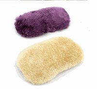 Wholesale Cleaning Gloves Shoe Care Shoe Brush Home Soft Wool Polishing Shoes Clean