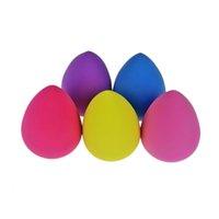 Wholesale 5 Unique Shapes color Beauty Cosmetic Makeup Blender Sponges Powder Foundation Applicator Style Accessorie
