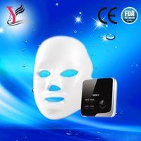 Wholesale PDT Skin rejuvenation LED light facial skin care led light therapy machine LED facial mask