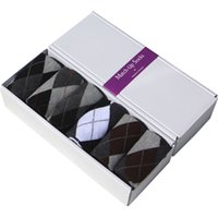 argyle socks lot - ARGYLE SOCK newHOT Cotton Men s business socks sports socks pairs no gift box