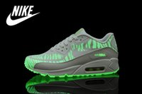 in style shoes - Nike Air Max Glow in the Dark women and men running shoes Lover PREM TAPE factory outlet air sneaker size Eur36 colors style