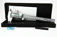 Wholesale 0 mm quot Metal casing Digital CALIPER VERNIER caliper GAUGE MICROMETER