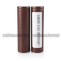 Cheap LG HG2 18650 LG Chem LGDHHG21865 3000mAh 20a 3.7v li-ion rechargeable battery HG2 18650 3000mAh high power cell for box mod
