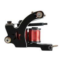 Cheap Professional Tattoo Machine Shader Gun Tattoo Equipment 10 Coil Wraps Five-starred