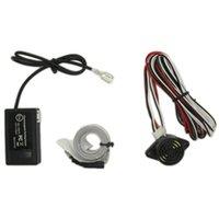 backup sensor installation - Electromagnetic Car Parking Sensor Redar easy installation no dirl on bump Reversing Reverse Backup Radar
