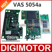 Wholesale Best quality VAS5054 VAS A with Full Chips support ODIS V2 and UDS Best Diagnostic tool for VW AUDI A3