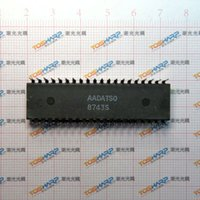 adc chip - ICL7129ACPL CDIP LCD display driver Low Noise Digit Single Chip ADC with Multiplexed