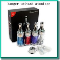 Replaceable kanger tech - Promotion for original kanger unitank protank clearomizer cartomizer atomizer kanger tech unitank used with ego battery