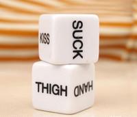 Wholesale 16mm fun dice on the English fun Dice x16MM