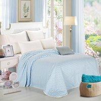 al por mayor mantas de algodón de tamaño queen-Ropa de cama floral simple y de la manera de la impresión del algodón de bambú 100%