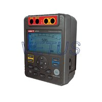 Wholesale Digital Megohmmeter Insulation Resistance Meter UT513 UT with Test Voltages range V V V V A