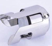 wine stopper - Hot seller stainless steel champagne stopper wine bottle stopper Kitchen Tool