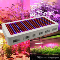 Wholesale Factory Price High Quality W Full Spectrum LED Grow Light Red Blue White UV IR AC85 V SMD5730 Led Plant Lamps Be DHL Free