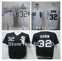 adam dunn jersey - 2015 New Cheap Adam Dunn Jerseys Chicago White Sox Baseball Jersey Shirt Black White Grey Embroidery And Sewing Logo Best Quality