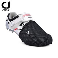 Wholesale Brand New Men s Women s Thermal Warm Windproof Waterproof Winter Cycling Shoe Covers MTB Road Bike Bicycle Sport Shoes Cover Footw