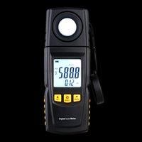 Wholesale Handheld Digital Light Meter Illuminance Measure Tester Lux Photometer with LCD Backlight
