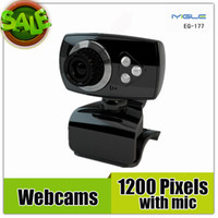Wholesale Goods in stock USB HD Mini Webcam PC Camera Mic For Laptop Tablet Degrees Rotatable
