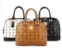 Wholesale classic hot new fashion mcm handbag women bag shopping bag free shippping color