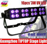 uv color american dj blacklight - W Led Bar UV Blacklight Mini Size LED Stage Light DMX Sound Led Stage Light DMX American DJ Purple Stage Light