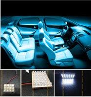 al por mayor la lámpara del coche interna-Para alquiler destacado strawhat cuentas de luz LED de lectura lámpara de techo lámpara de t10 festón interna festón luces traseras para adorno interno trac $ 18Nadie