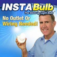 insta bulb - New Hot Sell night light Insta bulb energy saving lamp wall lamp kitchen cabinet lamp heat bulb wall lamp cabinet lights LJJD1662