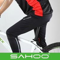 Wholesale SAHOO bicycle bike bicicleta cycling cycle pants pantalon culotte ciclismo trousers pant Windproof Waterproof for men women