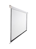 Wholesale 120 inches Wall Mounted Manual Matt White HD Projection Screen