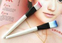 Wholesale Home DIY Facial Eye Mask Use Soft mask Brush Treatment Cosmetic Beauty Makeup Tool DHL