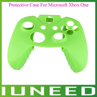 Cheap 01A233Z 100% Brand-new Soft Silicone Rubber Gel Protective Case Cover For Microsoft Xbox One Controller quality first 1pcs