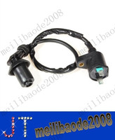 Cheap free shipping ATV Dirt Bike Gokart Moped Ignition Coil 50cc 70cc 90cc 110cc 125cc Chinese Scooter AIM-EX TaoTao Sunl MYY10336A