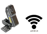 Wholesale New arrives MD81S WiFi Action Camera Mini DV Wireless IP Camera HD Micro Spy Hidden Cam Voice Video Recorder Mini Camcorder Camara Espia