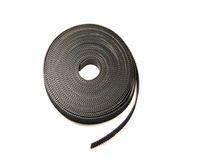 Wholesale F08610 Meter GT Width mm Rubber Timing Driving Belt for D Printer RepRap Mendel Rostock Prusa GT2 mm Freeship