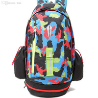Wholesale KD backpack basketball sports men s travel bags school backpacks men for teenagers