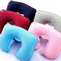 airplanes types - U type Inflatable Neck Pillow Travel Pillow Airplane Pillow Nap Po Travel Essentials