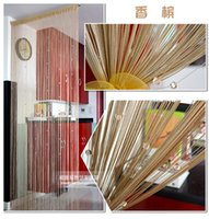 Wholesale 60Beads Fahion Home Crystal Curtains Dream Beautiful Style For Young People