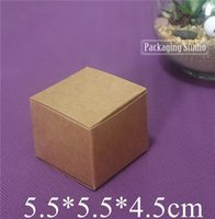craft candle - Gift Boxes Cosmetic Craft Packing Box Handmade Soap Candle Kraft Paper Packaging Boxes