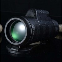 Wholesale 2015 New HandHeld Panda x50 Night Vision Adjustable Monocular Telescope Camping Fashion