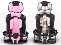 Wholesale Hot Selling Cheap Price Infant Child Car Safety Seat Baby Car Safety Seat Belts Car Sit for Baby Months Years Old