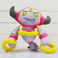 age video games - 25cm Poke Pikachu Movie Hoopa and the Clash of Ages Hoopa Plush Toys Stuffed Dolls
