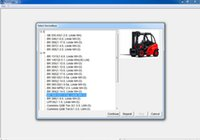Wholesale Linde Pathfinder v3 diagnostic software