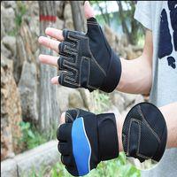 art bodybuilding - Cycling Gloves Bodybuilding Semi outdoor sports car riding mountaineering hunting baseball football gloves football gloves