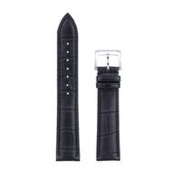 bamboo textures - Durable Genuine Leather Bamboo Texture Lightweight Watch Strap Replacement Watchband with Stainless Steel Pin Buckle mm order lt no track